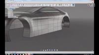 Fast Concept Modeling - Autodesk Alias Speedform Part 2