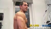 WWE UFC健身女腹肌锻炼方法