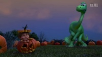 Happy Halloween from The Good Dinosaur!