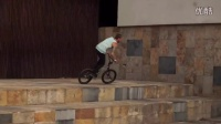 视频: BMX STREET - MIKE HINKENS MADERA 2015 VIDEO