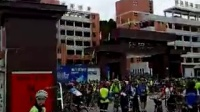 视频: 丰顺磨房200KM骑士们在砂田镇砂田中学签到点休息