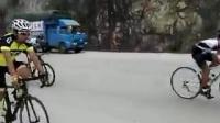 视频: 丰顺磨房200KM,中午一点多,最快的已经冲到汤坑镇金贵大道