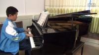 布格缪勒进阶25曲第23课《归来》 演奏:李天允