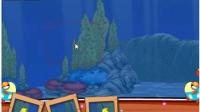 ★爱探险的朵拉历险记★朵拉的自然老师给朵拉布置了课外作业,就是让朵拉到海底世界去拍照,收集海底世界各种鱼类的照片,让大家一起来认识这些海底的鱼。