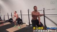 锻炼胸肌的方法有哪些健身励志视频 牛男健身肌肉训练