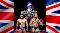 WWE NXT Takeover London Custom Theme - Breaking Benjamin (Th