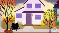 Knock Knock, Trick Or Treat    Halloween Song   Super Simple Songs_标清