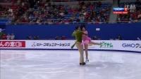 2015 Cup of China. Ice Dance - SD. Yue ZHAO - Xun ZHENG