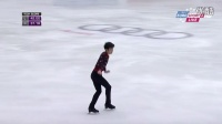 视频: 欧体 Boyang Jin金博洋 2015Cup of China men SP