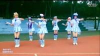 AKB48【心的告示牌】 爱丽丝伪娘团 cos 【LOVE LIVE】校园舞蹈_高清