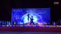南昌工程学院15年表白夜战舞双节棍表演