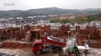 郴州北湖区高壁保障房现场进度6