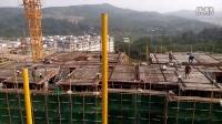 郴州北湖区高壁保障房现场进度10