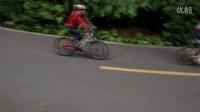 视频: 自行车航拍