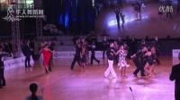 2015年CEFA全国国际标准舞锦标赛A组新星组L半决赛斗牛