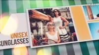AE模板-时尚娱乐时装节目秀旅游电子相册栏目包装宣传