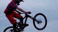 视频: Noah Brousseau在当地最好的银星山地车公园展示精彩的自由骑