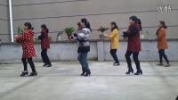 不要迷恋姐集体幸福牵手广场舞