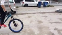 视频: 海豚跳 国产土坡车架