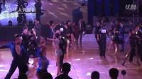 2015年CEFA全国国际标准舞锦标赛A组L复赛1恰恰