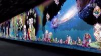 「村上隆の五百羅漢図展」メイキング映像