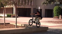 视频: Flybikes - Devon Smillie 2015 Video Part - BMX