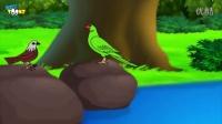 Telugu Movie - Sahasa Baludu - The Jungle Book _ Telugu animation movies