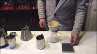 成都久酒饮艺手冲咖啡制作Tony