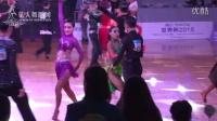 2015年CEFA全国国际标准舞锦标赛21岁院校A组L预赛斗牛