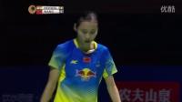Thaihot China Open 2015 - Badminton SF M4-WS - Saina Nehwal vs Wang Yihan