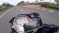 骑士网2015宝马s1000r 百公里加速性能测试