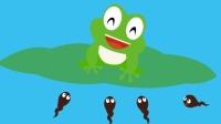 小蝌蚪找妈妈--经典育儿早教故事幼儿儿童睡前安徒生童话格林故事动画