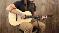 Eastman E10 Double 00 Review 吉他评测