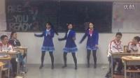 初中生舞蹈