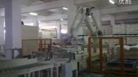 山东建能机器人码垛生产线,取代人工码垛和人工装车。服务热线:15269865528