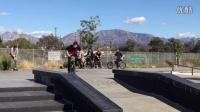 视频: TCU BMX 13 - The OSS Crew Puts An Australian To The Test