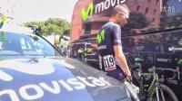 视频: 环法 Movistar Team (MOV)移动之星车队 - Morgan Blue 自行車清洁,维修,保养