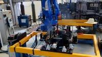 汽车座椅 汽车配件 安川焊接机器人