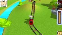【托马斯和他的朋友们】给玩具托马斯小火车搭建铁轨7关.4399小游戏!