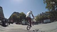 视频: Matthias Dandois At Home Flatland BMX in Paris