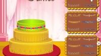 芭比的钻石蛋糕芭比公主全集中文版  芭比公主三剑客
