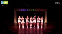 20150802 X队MC3握手会趣事 SNH48公演