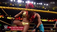 贝利 vs. 伊娃·玛丽 – NXT  女子冠军锦标