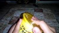 【光明零食测评】1 水果沙拉 玉米味