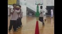 高一体育《篮球——持球交叉步突破》教学视频,高中体育名师工作室教学视频
