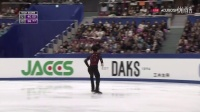 Jin Boyang金博洋 2015NHK Men SP