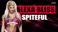 WWE NXT Alexa Bliss Theme Song Spiteful
