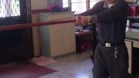 槍棍合一的訣竅-紀藝門三代宗師太祖拳武術九段80歲紀崑煌大師講述