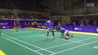 2015澳门羽毛球格兰披治黄金大奖赛 男双决赛 高成炫/申白喆(韩国) VS 安格里亚万/萨普特拉(印度尼西亚)