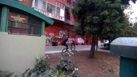 视频: Bike Parkour -Streets of San Francisco!devinsupertramp151130